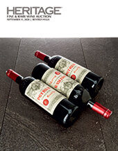 Catalog cover for 2020 September 11 Fine & Rare Wine Signature Auction - Beverly Hills