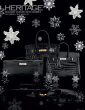 Catalog cover for 2020 December 6 Holiday Luxury Accessories Signature Auction - Dallas