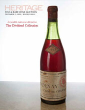 Catalog cover for 2020 December 11 Fine & Rare Wine Signature Auction - Beverly Hills