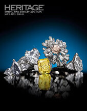 Catalog cover for 2021 May 3 Spring Fine Jewelry Auction Signature Auction - Dallas