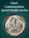 2020 May 15 Classic Commemoratives US Coins Month-Long Online Auction