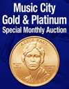 2020 August 29 Music City Gold & Platinum Special Monthly Auction