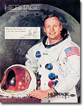 Catalog cover for 2012 November 2 Space Exploration Signature Auction - Dallas