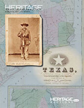 Catalog cover for 2013 March 1-2 Texana Signature Auction - Fort Worth