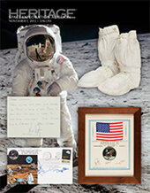 Catalog cover for 2013 November 1 Space Exploration Signature Auction - Dallas