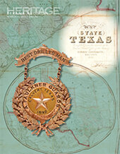 Catalog cover for 2014 March 15 Texana Signature Auction - Dallas
