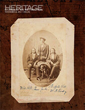 Catalog cover for 2013 November 24 Legends of the West Signature Auction -
