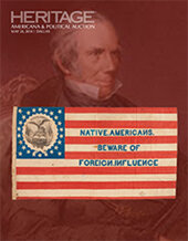 Catalog cover for 2014 May 24 Americana & Political Signature Auction - Dallas