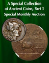 2021 February 28 A Special Collection of Ancient Coins, Part I Special Monthly Online Auction