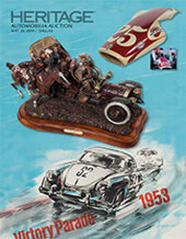 Catalog cover for 2014 May 29 Automobilia Signature Auction - Dallas
