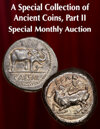 2021 May 16 A Special Collection of Ancient Coins, Part II Special Monthly Online Auction