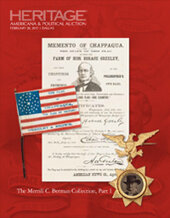 Catalog cover for 2015 February 28 Americana & Political Grand Format Auction - Dallas