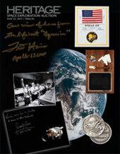 Catalog cover for 2015 May 22 Space Exploration Signature Auction - Dallas