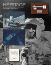 Catalog cover for 2016 November 11 Space Exploration Signature Auction - Dallas