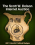 The Scott W. Dolson Internet Auction Weekly Internet Rare Books and Autographs Auctions