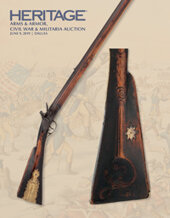 Catalog cover for 2019 June 9 Arms & Armor, Civil War & Militaria Signature Auction - Dallas