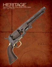 Catalog cover for 2020 June 7 Arms & Armor, Civil War & Militaria Signature Auction - Dallas
