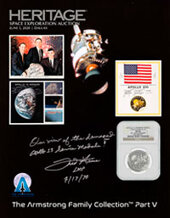 Catalog cover for 2020 June 5 Space Exploration Signature Auction - Dallas