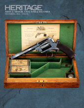 Catalog cover for 2020 December 6 Arms & Armor, Civil War & Militaria Signature Auction - Dallas