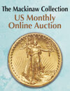 2020 March 8 The Mackinaw Collection US Coins Month-Long Online Auction