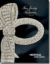 Catalog cover for 2006 December Heritage Signature Jewelry & Timepieces Auction