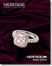 Catalog cover for 2008 December Jewelry & Timepieces Signature Auction