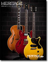 Catalog cover for 2012 February 4 Vintage Guitars and Musical Instruments Signature Auction - Beverly Hills