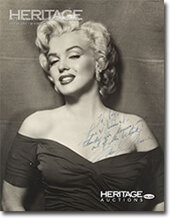 Catalog cover for 2012 July 24 Entertainment & Music Memorabilia Signature Auction- Beverly Hills