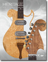 Catalog cover for 2012 April 20-21 Vintage Guitars and Musical Instruments Signature Auction - Dallas