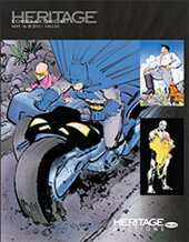 Catalog cover for 2013 May 16 - 18 Comics Signature Auction - Dallas