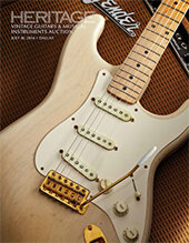 Catalog cover for 2014 July 18 Vintage Guitars & Musical Instruments Signature Auction - Dallas