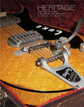 Catalog cover for 2015 October 24 Vintage Guitars & Musical Instruments Signature Auction - Beverly Hills
