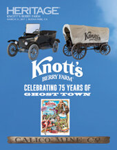 Catalog cover for 2017 March 31 - April 1 Knotts Berry Farm Signature Auction - #7151