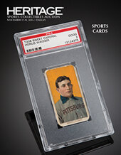 Catalog cover for 2016 November 17 - 19 Sports Collectibles Catalog Auction