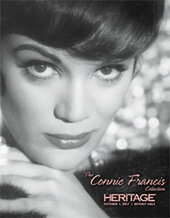 Catalog cover for 2017 October 1 The Connie Francis Collection Entertainment - Beverly Hills