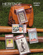 Catalog cover for 2017 May 11 - 13  Sports Collectibles Catalog Auction - Dallas