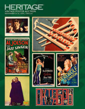Catalog cover for 2019 November 23 - 24 Movie Posters Signature Internet Auction - Dallas