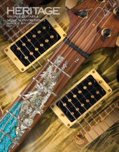 Catalog cover for 2019 March 15 Vintage Guitars & Musical Instruments Signature Auction - Dallas