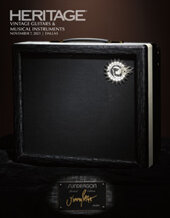 Catalog cover for 2021 November 7 Vintage Guitars and Musical Instruments Signature® Auction