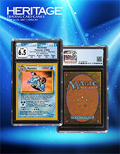 Catalog cover for 2021 July 24 - 25 Trading Card Games Signature Auction