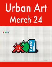 Catalog cover for 2020 March 24 Urban Art Signature Auction - Dallas