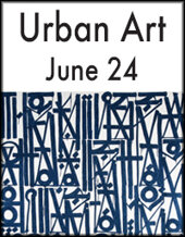 Catalog cover for 2020 June 24 Urban Art Signature Auction featuring the Gone Far Beyond Collection - Dallas