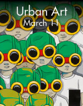 Catalog cover for 2021 March 11 Urban Art Signature Auction - Dallas