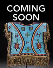 Catalog cover for 2021 July 14 Ethnographic Art American Indian, Pre-Columbian and Tribal Art Signature Auction - Dallas