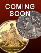 Catalog cover for 2020 January 12 - 13 NYINC World Coins Signature Auction - New York