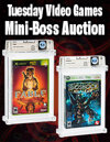 Video Games and Trading Card Games Weekly Online Auction