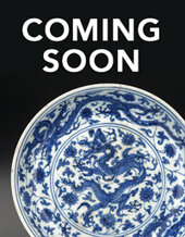 Catalog cover for 2019 March 21 Asian Art Signature Auction - New York