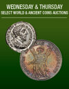 Weekly World and Ancient Coin Auction
