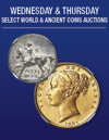 2016 November 27 - December 25 A Special Selection of Italian Coinage from The Ohio Valley Collection World Coins Monthly Monthly World Coins Internet Auction