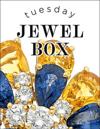 Tuesday Jewel Box Online Auction